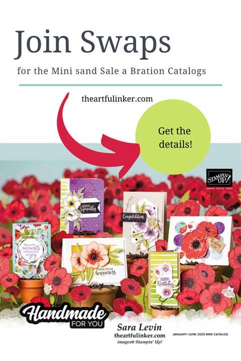 Join Mini and SAB Swaps at theartfulinker.com