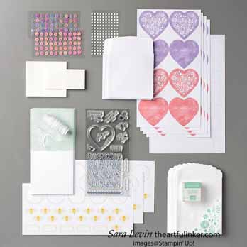 I'll Bee Yours January 2020 Paper Pumpkin Kit. Shop for Stampin Up with Sara Levin at theartfulinker.com