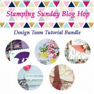 Stamping Sunday January 2020 Tutorial Bundle FREE with purchase or purchase it outright. Shop for Stampin Up with Sara Levin at theartfulinker.com Tutorials and Online Classes