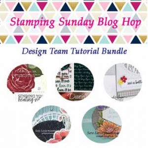 Stamping Sunday February 2020 Tutorial Bundle, Get Well Cards