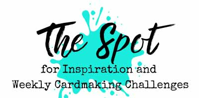 The Spot cardmaking challenge. Shop for Stampin Up with Sara Levin at theartfulinker.com