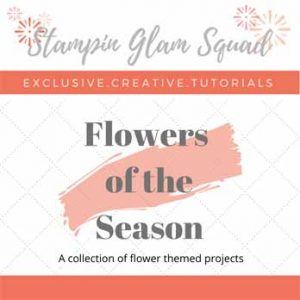 Stampin Up seasonal flowers cards. Shop for Stampin Up with Sara Levin at theartfulinker.com