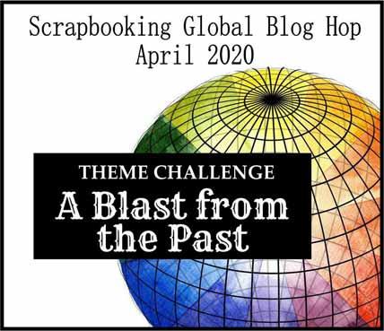 Scrapbooking Global April 2020 Blog Hop. Shop for Stampin Up with Sara Levin at theartfulinker.com