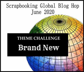 Scrapbooking Global June 2020 Blog Hop Brand New theme Shop for Stampin Up with Sara Levin at theartfulinker.com
