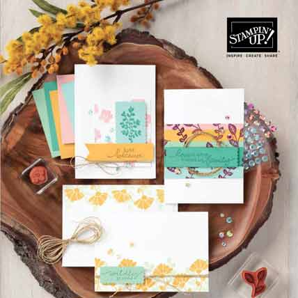 Stampin Up Annual Catalog 2020 - 2021 Shop for Stampin Up with Sara Levin at theartfulinker.com