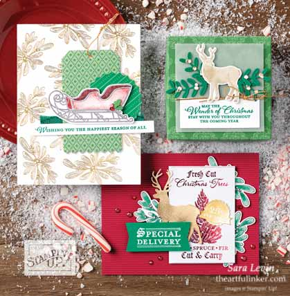 Stampin Up August - December Mini Catalog 2020 is live! Shop for Stampin Up with Sara Levin at theartfulinker.com