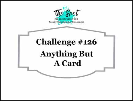 The Spot Creative Challenge 126 Shop for Stampin Up with Sara Levin at theartfulinker.com