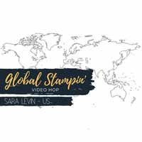 Follow along with the Global Stampin Video Hop the 4th Friday of each month https://www.youtube.com/c/theartfulinker