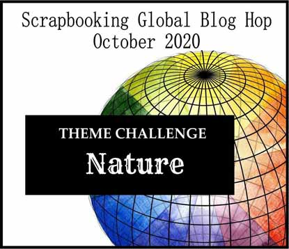 Scrapbooking Global October 2020 Blog Hop