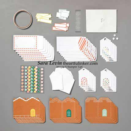 Stampin Up Jolly Gingerbread November 2020 Paper Pumpkin kit contents Stampin' Up! VIDEO TUTORIAL – Click for details – SHOP- ORDER STAMPIN' UP! PRODUCTS ONLINE. Purchase the $99 Starter Kit & enjoy a 20% discount! Tons of paper crafting ideas & FREE Online Classes theartfulinker.com
