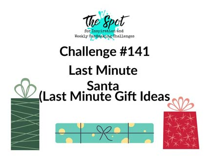 Last minute gift ideas The Spot Creative Challenge 141 Stampin' Up! VIDEO TUTORIAL – Click for details – SHOP- ORDER STAMPIN' UP! PRODUCTS ONLINE. Purchase the $99 Starter Kit & enjoy a 20% discount! Tons of paper crafting ideas & FREE Online Classes theartfulinker.com