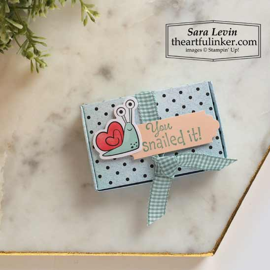 Little Love Boxes Add On alternate 1 Shop for Stampin Up in the US with Sara Levin theartfulinker.com