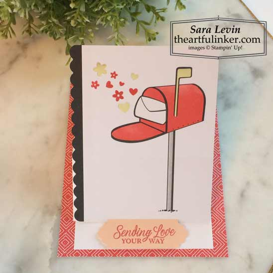 Sending Hearts January 2021 Paper Pumpkin alternate 2 Stampin' Up! VIDEO TUTORIAL – Click for details – SHOP- ORDER STAMPIN' UP! PRODUCTS ONLINE. Purchase the $99 Starter Kit & enjoy a 20% discount! Tons of paper crafting ideas & FREE Online Classes theartfulinker.com