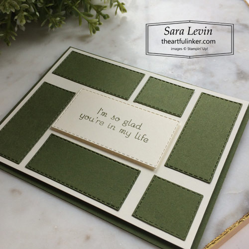 Love of Leaves mid century modern masculine card 3 SHOP for Stampin Up with Sara Levin theartfulinker.com
