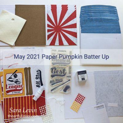 May 2021 Paper Pumpkin Alternates