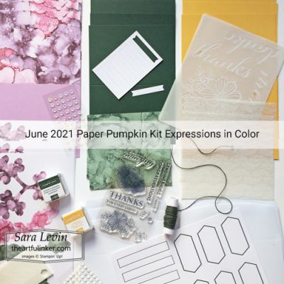 A Paper Pumpkin Thing Blog Hop Expressions in Color