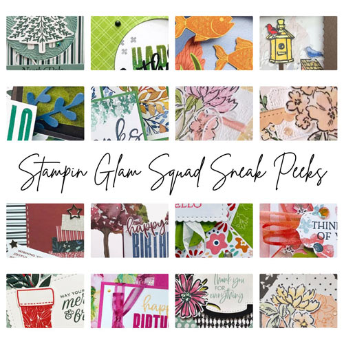 Stampin Glam Squad Fun Fold July 2021 Tutorial Bundle FREE with $50 purchase SHOP Stampin Up with Sara Levin theartfulinker.com