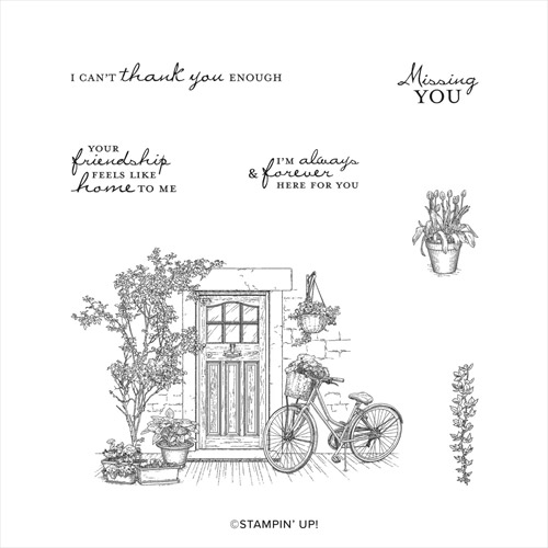 Feels Like Home Sale a Bration stamp set SHOP for Stampin Up with Sara Levin theartfulinker.com