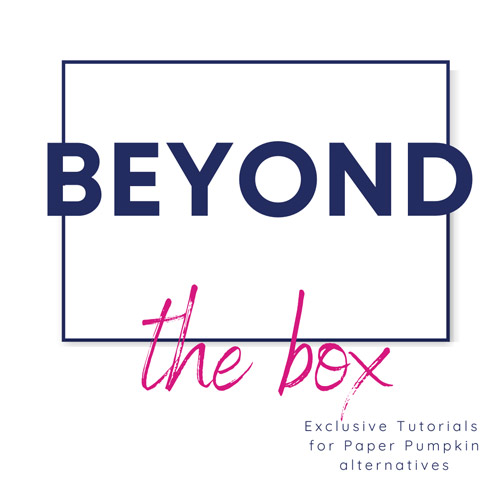 Beyond the Box Tutorial Bundle with exclusive tutorial for Paper Pumpkin alternatives each month you subscribe with me SHOP for Stampin Up with Sara Levin theartfulinker.com