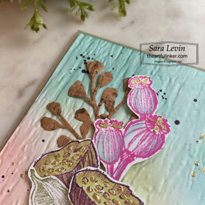 Enjoy the Moment Summer Fall Card sneak peek SHOP for Stampin Up with Sara Levin theartfulinker.com