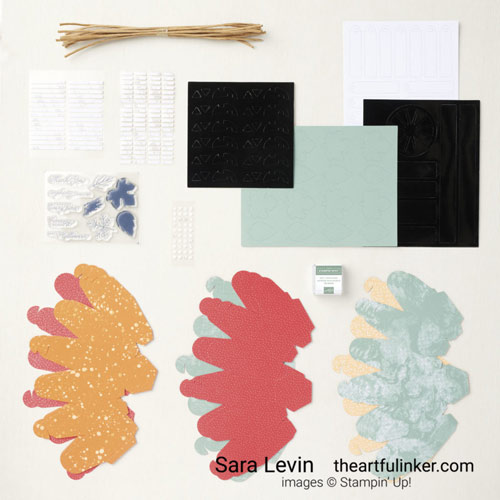 Haunts and Harvest September 2021 Paper Pumpkin kit contents SHOP for Stampin Up with Sara Levin thertfulinker.com