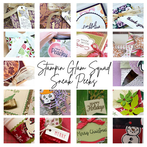 Sweet Treats Tutorial Bundle FREE with a $50 product purchase in my Stampin Up store Sara Levin theartfulinker.com